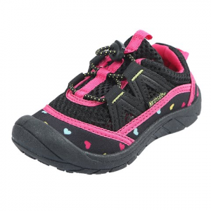 Northside Youth Toddler Brille Ii Water Shoe - Black / Fuchsia