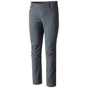Columbia Men ' S Outdoor Elements Stretch Pant - Graphite