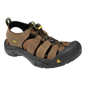 Keen Men ' S Newport Sandal - Bison