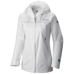 Columbia Women ' S Outdry Ex Eco Jacket - Bamboo Charcoal