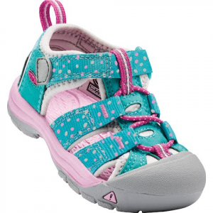 Keen Youth Toddlers ' Newport H2 Sandals - Viridian Dots