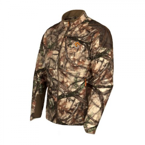 Scent Lok Men ' S Full Season Taktix Jacket – Lost Camo Xd