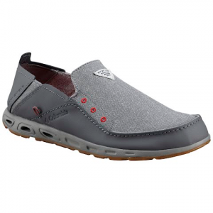 Columbia Men ' S Bahama Vent Loco Ii Pfg Shoes - Ti Grey Steel / Rocket