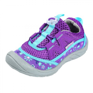 Northside Youth Toddler Brille Ii Water Shoe - Purple / Aqua