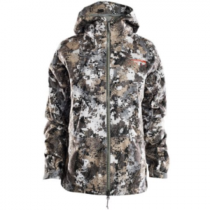 Sitka Gear Women ' S Downpour Jacket - Optifade Elevated Ii