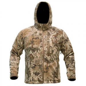 Kryptek Apparel Men ' S Vellus Jacket Extended Sizes – Kryptek Highlander