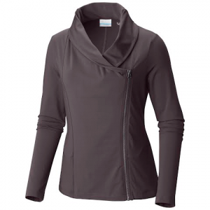 Columbia Women ' S Anytime Casual Zip Up - Pulse