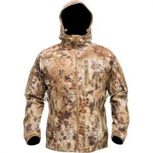 Kryptek Apparel Men ' S Koldo Rain Jacket - Kryptek Highlander