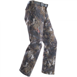 Sitka Gear Men ' S Grinder Pant - Optifade Waterfowl Timber