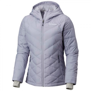 Columbia Women ' S Heavenly Hooded Jacket - Astral