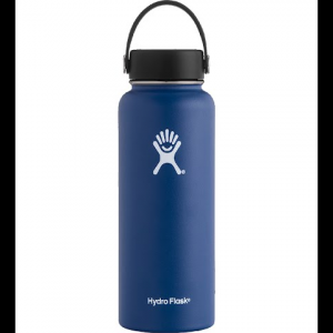 Hydro Flask 40oz Wide Mouth Flask - Cobalt