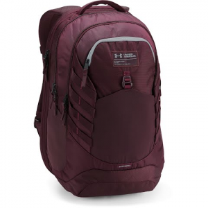 Under Armour Hudson Daypack - Dark Maroon
