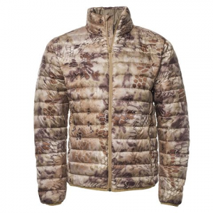 Kryptek Apparel Men ' S Cirius Down Jacket ( Extended Sizes ) - Kryptek Highlander