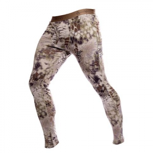 Kryptek Apparel Men ' S Hoplite 2 Merino Bottom Lightweight ( Extended Sizes ) - Kryptek Highlander