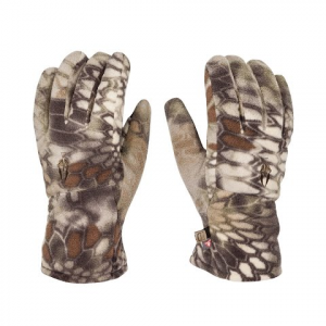 Kryptek Apparel Men ' S Vellus Gloves - Kryptek Highlander