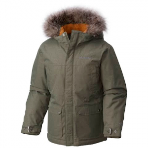 Columbia Boy ' S Youth Snowfield Jacket - Cypress Heather