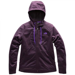 The North Face Women ' S Tech Mezzaluna Hoodie - Galaxy Purple