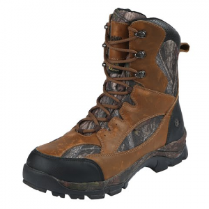 Northside Boy ' S Youth Renegade 400 Insulated Waterproof Hunting Boots - Tan / Camo