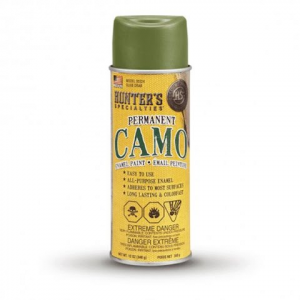 Hunter Specialties Permanent Camo Spray Paint ( Olive Drab )