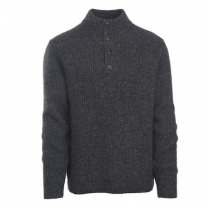 Woolrich Men ' S The Woolrich Sweater - Charcoal Heather