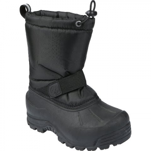 Northside Boys Youth Frosty Winter Boots - Black