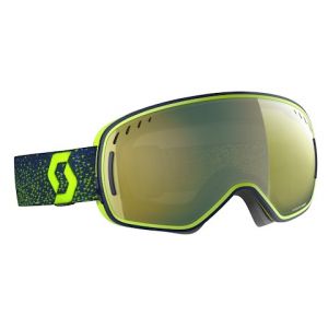 Scott Lcg Goggle - Yellow Blue / Enhancer Yellow Chrome