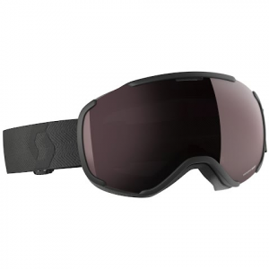 Scott Faze Ii Snow Sports Goggle - Black / Enhancer Silver Chrome