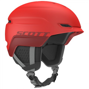 Scott Chase 2 Plus Snow Sports Helmet - Red