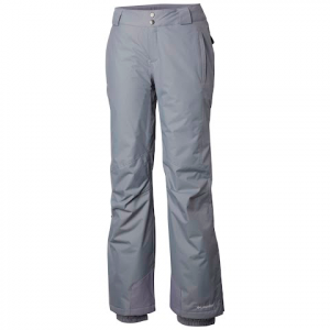Columbia Women ' S Bugaboo Omni - Heat Insulated Snow Pant - Astral
