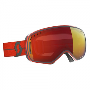 Scott Lcg Goggle - Grey Red / Enhancer Red Chrome