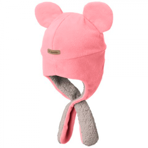 Columbia Youth Toddler Tiny Bear Ii Beanie - Tiki Pink