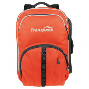 Transpack Boot Slinger Pro - Orange / Silver Electric