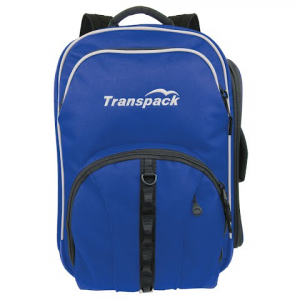 Transpack Boot Slinger Pro - Chelsea Blue / Silver Electric
