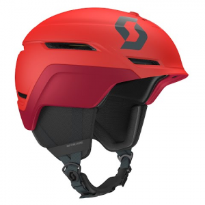 Scott Symbol 2 Plus Snow Helmet - Radiant Red