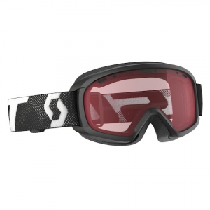 Scott Youth Jr Witty Snow Sports Goggle - Black / Enhancer