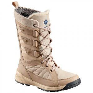 Columbia Women ' S Meadows Omni - Heat 3d Boot - Ancient Fossil / Eve