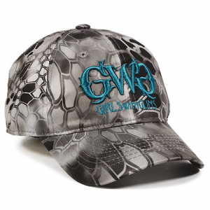 Outdoor Cap Women ' S Girls With Guns Kryptek Raid Ballcap – Kryptek Raid