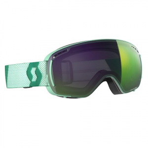 Scott Lcg Compact Goggle - Mint / Enhancer Green Chrome