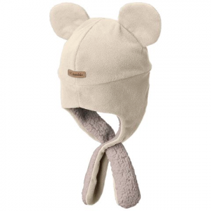 Columbia Youth Toddler Tiny Bear Ii Beanie - Chalk