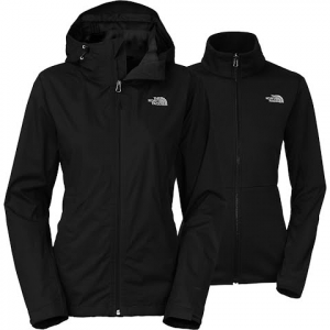 The North Face Women ' S Arrowood Triclimate Jacket - Tnf Black