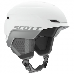 Scott Chase 2 Plus Snow Sports Helmet - White