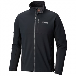 Columbia Men ' S Titan Ridge Iii Hybrid Jacket ( Extended Sizes ) - Black