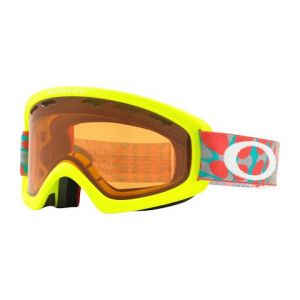Oakley O Frame 2 . 0 Xs Snow Goggle - Octo Flow Retina Red / Persimmon