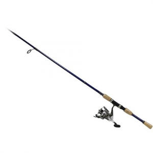 Shimano Srs Syncopate Spinning Rod And Reel Combo 6 Foot 6 Inch One Piece