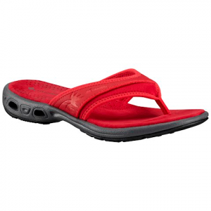 Columbia Women ' S Kambi Vent Sandals - Candy Apple / Red Camellia