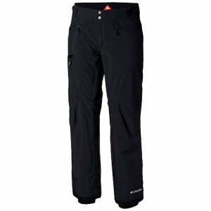 Columbia Men ' S Cushman Crest Omni - Heat Pants - Black