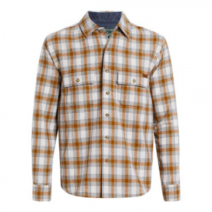 Woolrich Men ' S Bering Wool Shirt - Khaki