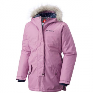 Columbia Girl ' S Youth Carson Pass Mid Jacket - Violet Haze