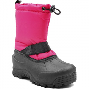 Northside Girls Youth Frosty Winter Boots - Berry