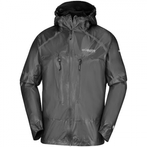 Columbia Men ' S Outdry Ex Featherweight Shell Jacket - Black